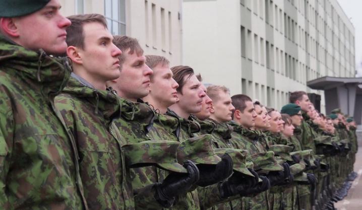 Geriausiu Jaunesniųjų karininkų vadu tapo VGTU absolventas