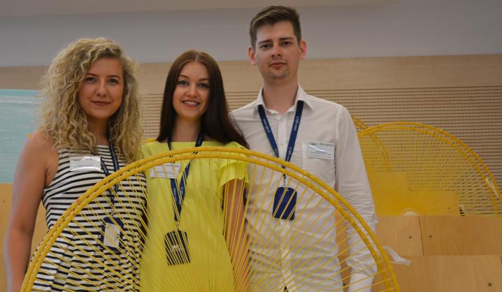 Per plauką nuo medalių: VGTU studentai Vengrijoje iškovojo 4-ą vietą