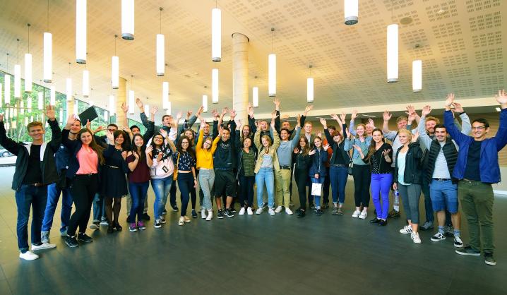 Tarptautinėje vasaros mokykloje penktą kartą susitiko VGTU ir CalPoly studentai