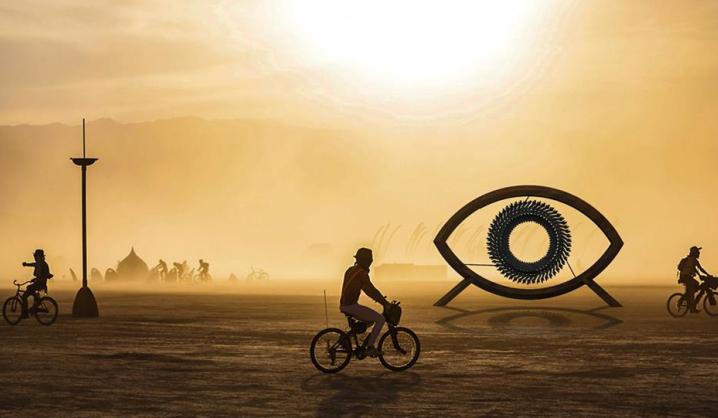 """Lietuvių instaliacija atrinkta dalyvauti legendiniame festivalyje """"Burning Man"""""""